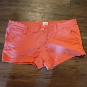 Mint Condition Peachy Pink Shorts Size 13